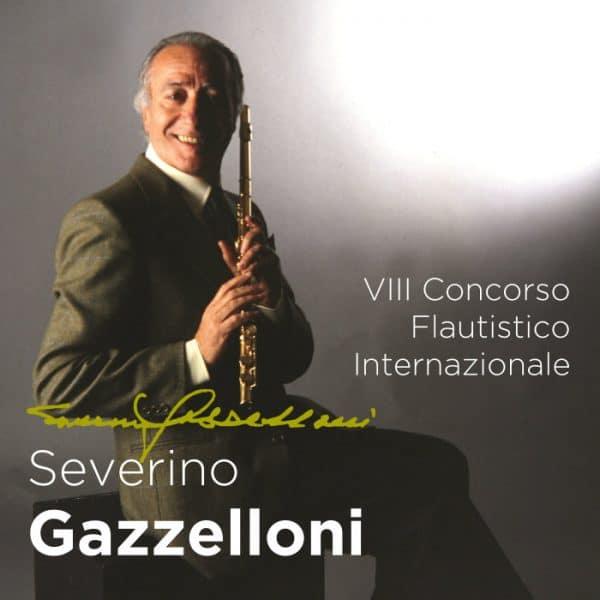 """Concorso Flautistico Internazionale """"Severino Gazzelloni"""""""